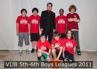 7694 VIJB 5th-6th Boys Leagues 2011