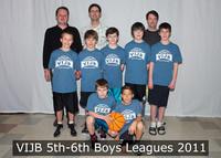 7713 VIJB 5th-6th Boys Leagues 2011