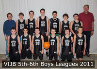 7728 VIJB 5th-6th Boys Leagues 2011
