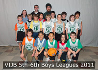 7776 VIJB 5th-6th Boys Leagues 2011