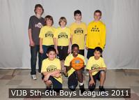 7805 VIJB 5th-6th Boys Leagues 2011