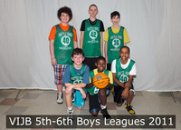 7857 VIJB 5th-6th Boys Leagues 2011
